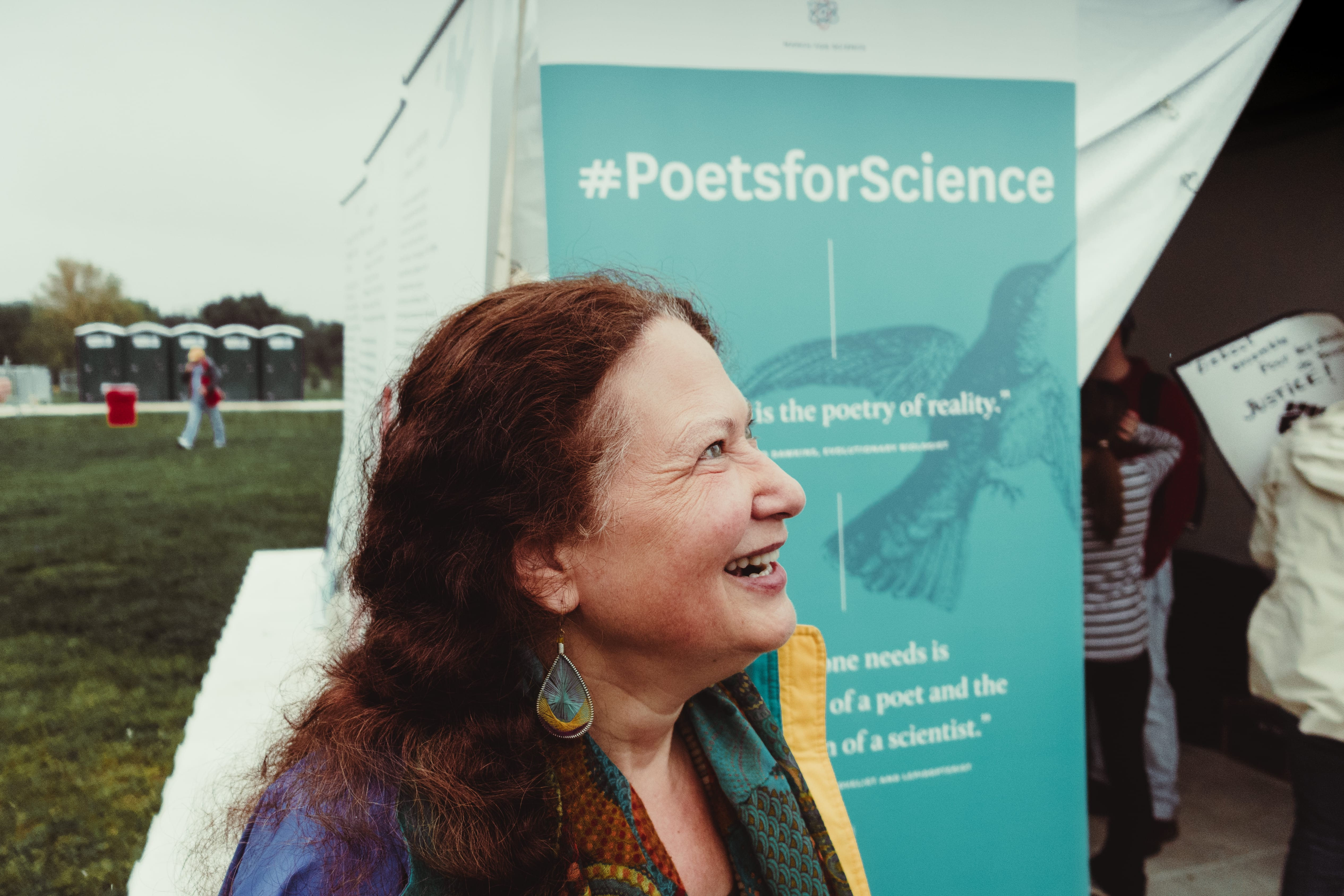 Poets for Science at the National Mall