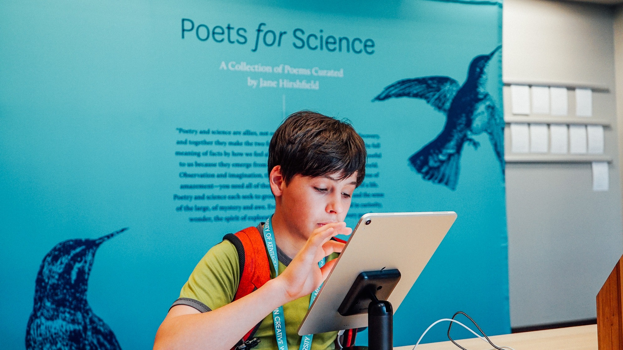Poets for Science: AWP 2019